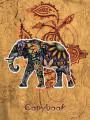Тетради «Госвами Букс». Пейслийский слон (52)