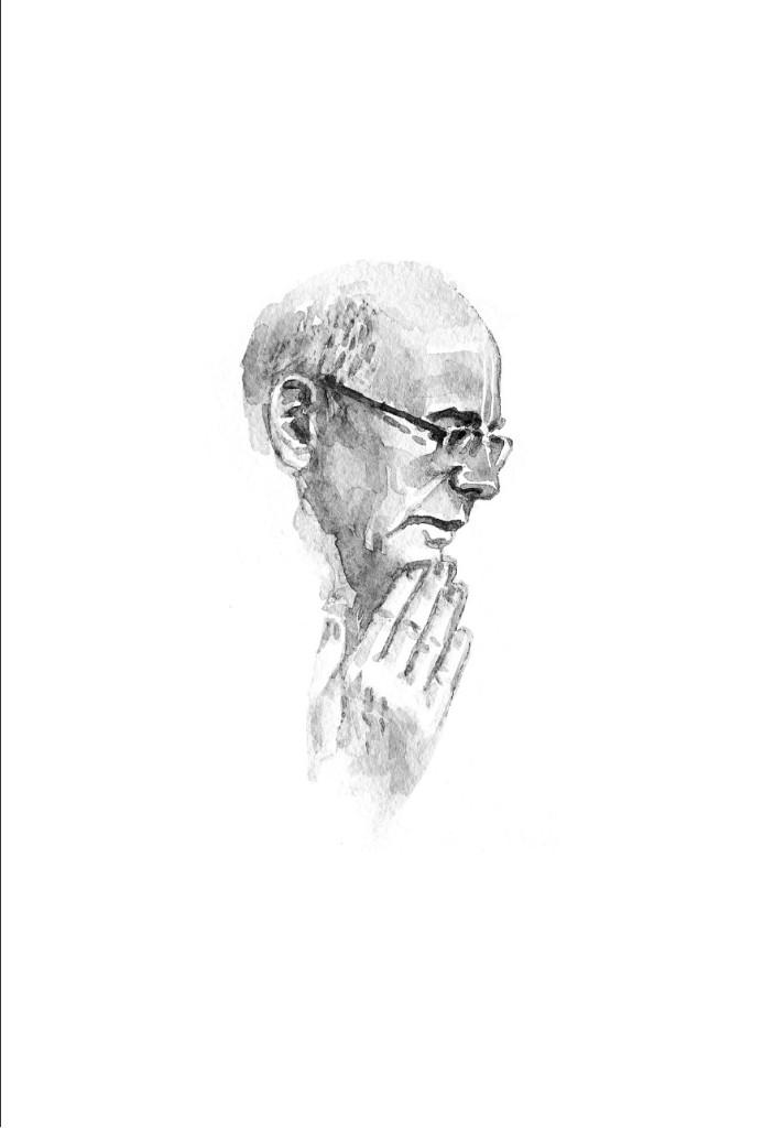 Cборник стихов Бхакти Вигьяны Госвами «Молитва блудного сына»